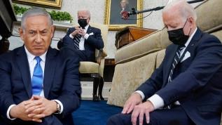Netanyahu, Biden ile dalga geçti