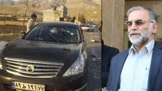 Yanındaki karısının burnu bile kanamadı! Fahrizade suikastında çok konuşulacak detay