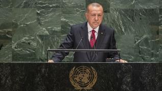 Başkan Erdoğan: Türkiye'yi bölgede yok sayan anlayıştan vazgeçilmesi şarttır