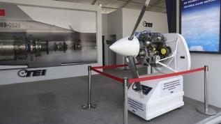 Türkiye'nin yeni İHA motoru ilk kez sergilendi!