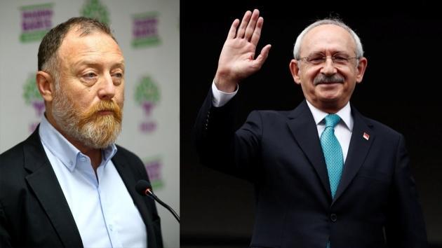 HDP'den Kılıçdaroğlu'na yanıt: Çözümün adresi İmralı'dır