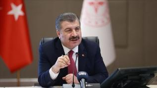 Sağlık Bakanı Koca'dan aşı açıklaması... Yüzde 50'yi geçti