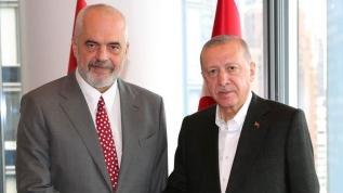 Başkan Erdoğan'ın ABD'deki temasları sürüyor