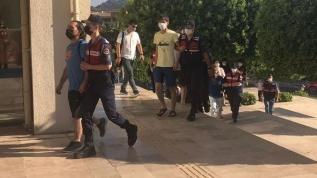 Yurt dışına kaçmaya çalışan 9 FETÖ'cü yakalandı