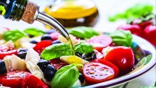 Akdeniz diyeti stresi azaltabiliyor