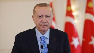 Başkan Erdoğan: İklim değişikliği gıda kaynaklarını menfi şekilde etkiliyor