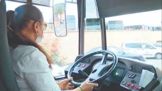 İETT tarihinin aynı hatta çalışan ilk şoför çifti