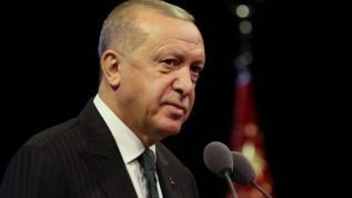 Başkan Erdoğan'dan iklim krizi mesajı!