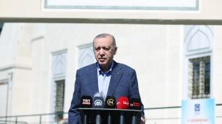 Başkan Erdoğan'dan ABD'ye tepki