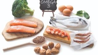 Beyin gelişimi ve gözler için omega önemli