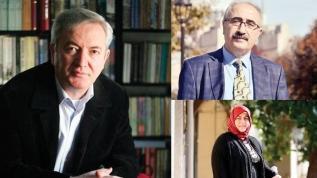Üç yazar üç kitap