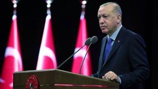 Başkan Erdoğan'dan Türk Dil Bayramı mesajı