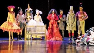 'Bu Zamanda Tiyatro'