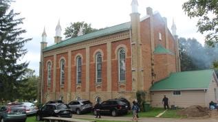 148 yıllık kiliseyi satın alıp camiye çevirdiler!