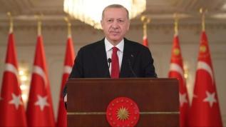 Başkan Erdoğan: Tarihi bir adım atıyoruz