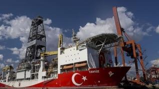 Yavuz sondaj gemisi, Karadeniz'deki görevi için hazırlanıyor
