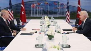 Başkan Erdoğan, ABD Başkanı Biden ile görüşecek