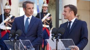 Macron'dan skandal Osmanlı mesajı
