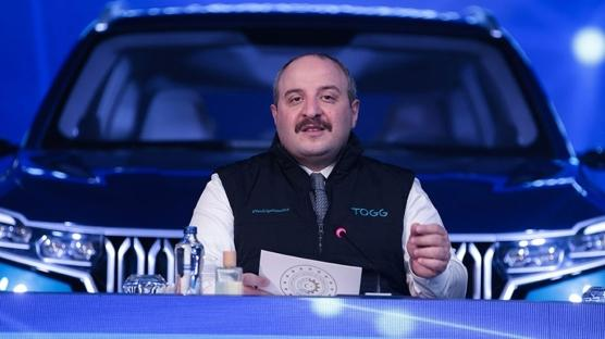 """""""TOGG, 2022 sonunda seri üretim bandından çıkacak"""""""