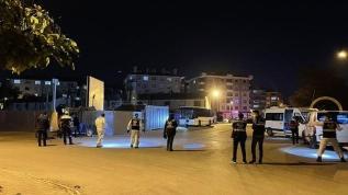Konya'da patlama: Ev ve iş yerlerinin camları kırıldı