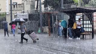 Meteoroloji'den 'kuvvetli yağış' uyarısı