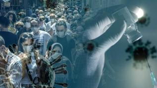 Türkiye'de 30 bin 694 yeni vaka tespit edildi