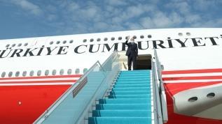 Başkan Erdoğan Angola'da