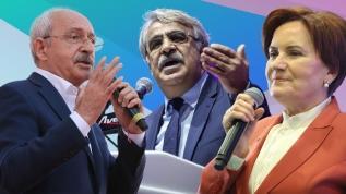 HDP, CHP ve İYİ Parti'ye aba altından sopa gösterdi