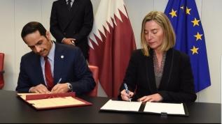 AB ve Katar arasında 5 yıldır müzakere edilen havacılık anlaşması imzalandı