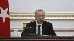 Başkan Erdoğan: Salgında en çok büyüyen ikinci ülke olduk!