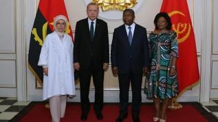 Başkan Erdoğan'dan tarihi ziyaret! İmzalar atıldı