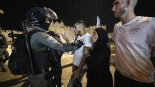 İsrail'in Kudüs'teki şiddeti devam ediyor