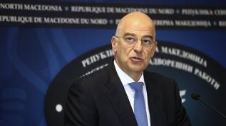 Yunan bakandan küstah açıklamalar! Haddini aştı
