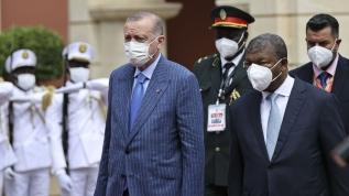 Başkan Erdoğan'ın Afrika ziyaretine yakın takip