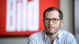 Alman Bild gazetesinin Genel Yayın Yönetmeni tacizden kovuldu