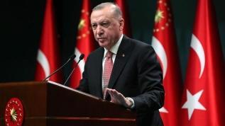 Başkan Erdoğan: 3 ülkeye aşı bağışında bulunacağız