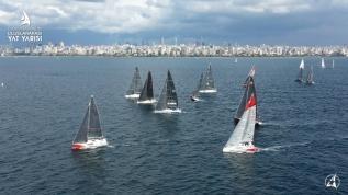 Cumhurbaşkanlığı 2.Uluslararası Yat Yarışları   İstanbul etabı 29-30-31 Ekim tarihlerinde gerçekleşecek