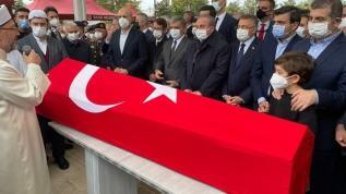 Özdemir Bayraktar'a son veda