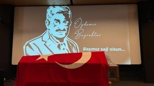 Milli İHA'ların öncü ismiydi... Özdemir Bayraktar son yolculuğuna uğurlanıyor