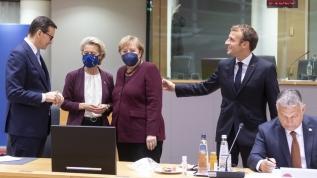 AB Liderler Zirvesi'ne damga vuran tartışma!
