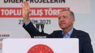 Başkan Erdoğan'dan 10 büyükelçiye Kavala tepkisi