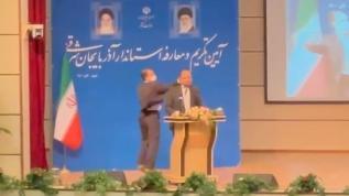 İran'da Doğu Azerbaycan'ın yeni valisine asker tokadı