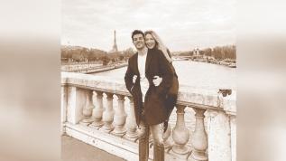 Aşıklar Paris'te