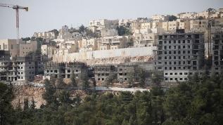 İsrail işgal altındaki Batı Şeria'da 1355 konut için ihale açılacağını duyurdu