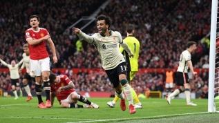 Liverpool, Manchester United deplasmanında 5 golle kazandı