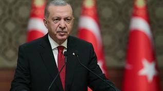Başkan Erdoğan, Özbek mevkidaşı Mirziyoyev ile görüştü