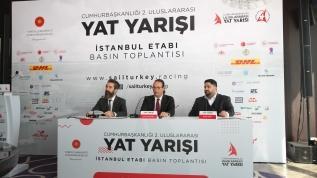Cumhurbaşkanlığı 2.Uluslararası Yat Yarışları: İstanbul etabı 29-30-31 Ekim tarihlerinde gerçekleşecek