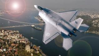 Milli Muharip Uçak'ta önemli eşik!
