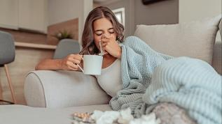 Soğuk algınlığının ilacı zencefil