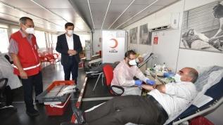 Türk Kızılay'dan çağrı Kan bağışına devam edin